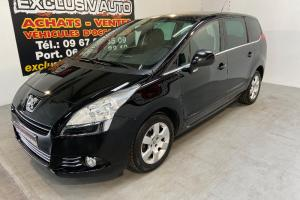 PEUGEOT 5008 2012 1.6L HDI 112CV MODELE ALLURE GPS BLUTOOTH 7 PLACES