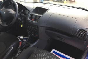 Peugeot 206+ 1.4l hdi 70cv 4cv trendy 2010