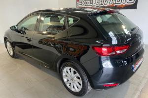 SEAT LEON III  1.6L TDI 105CV START AND STOP MODELE STYLE ANNEE 2013 COULEUR NOIRE