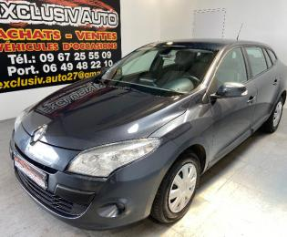 RENAULT MEGANE 3 ESTATE BREAK 1.5L DCI 90CV MODELE CARMINAT TOM TOM 2011