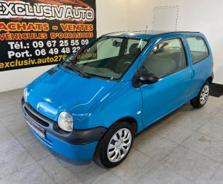 RENAULT TWINGO 1.2L 60CV MODELE AUTHENTIQUE ESSENCE 2004