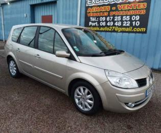 Renault grand scenic 2.0l dci 150cv luxe privilege 2007 7 places