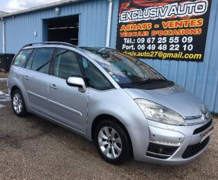 CITROEN GRAND C4 PICASSO 1.6L HI 110CV 6CV **MODELE EXCLUSIVE**
