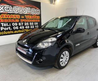 RENAULT CLIO 3 1.5 L DCI 75 CV MODELE NIGHT AND DAY 2012 DIESEL