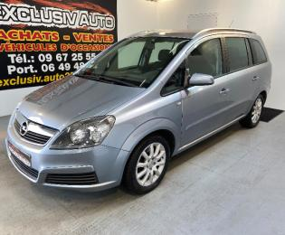 OPEL ZAFIRA 1.9L CDTI 120CV MODELE COSMO PACK 2007 203000KMS 7 PLACES