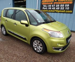 Citroen c3 picasso 1.6 hdi 92 cv model exclusive 2009