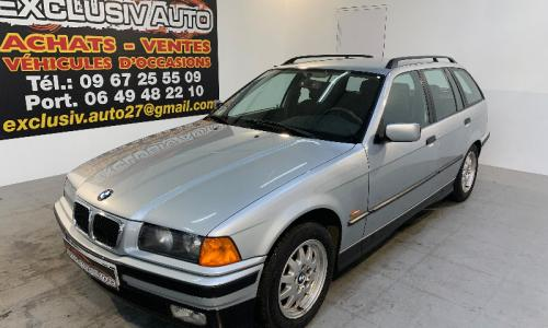 BMW SERIE 3 320 I TOURING 2.0L 150CV WORLDLINE BREAK PREMIERE MAIN CARNET A JOUR