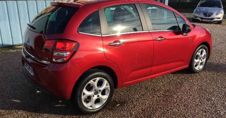 CITROEN C3 BERLINE 1.6L E-HDI 90CV 2011 EXCLUSIVE