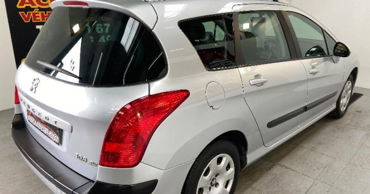 PEUGEOT 308 SW 1.6L HDI 110CV MODELE PREMIUM 2009 7 PLACES CLIM TOIT PANORAMIQUE