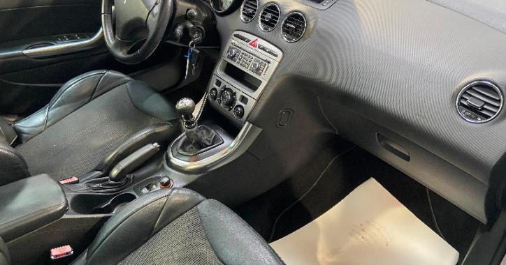 PEUGEOT 308 2.0HDI 136CV MODELE FELINE 2007 CUIR CLIM TOIT PANORAMIQUE