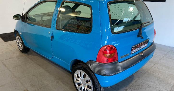 RENAULT TWINGO 1.2L 60CV MODELE AUTHENTIQUE ESSENCE 2004