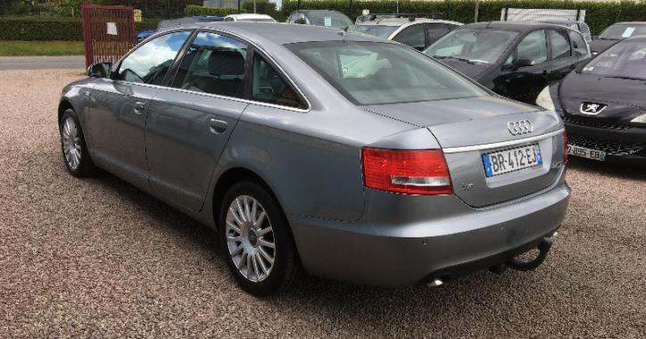 Audi a6 2.7l v6 tdi quattro modele ambition luxe